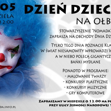 CHILDREN'S DAY ON OŁBIN