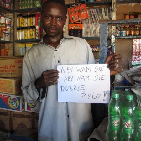 (Polski) ŻYCZENIA ŚWIĄTECZNE Z JUBY – STOLICY POŁUDNIOWEGO SUDANU