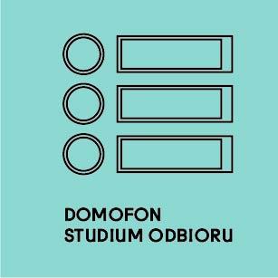 """Projekt """"Domofon. Studium odbioru"""" został wsparty przez Ministerstwo Kultury"""