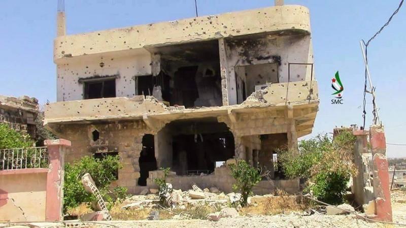 dom w Syrii