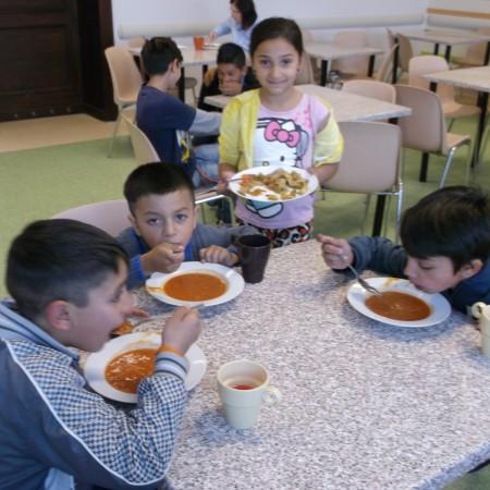 Zbiórka na obiady dla dzieci romskich zakończona!