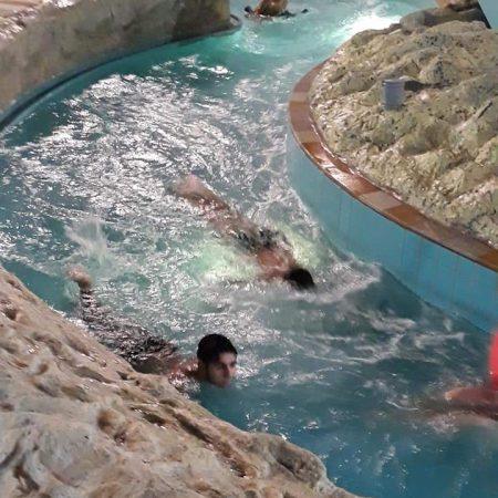 Wizyta w Aquaparku