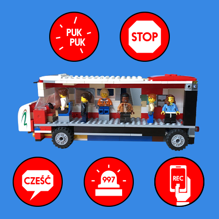 (Polski) Trudna sytuacja w autobusie