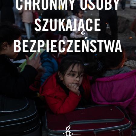 Polskie organizacje społeczne apelują w liście do premiera Mateusza Morawieckiego, aby polskie władze wywiązały się ze swoich zobowiązań międzynarodowych i udzieliły pomocy uchodźcom.